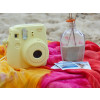 Câmera Instax Mini 8 Amarela