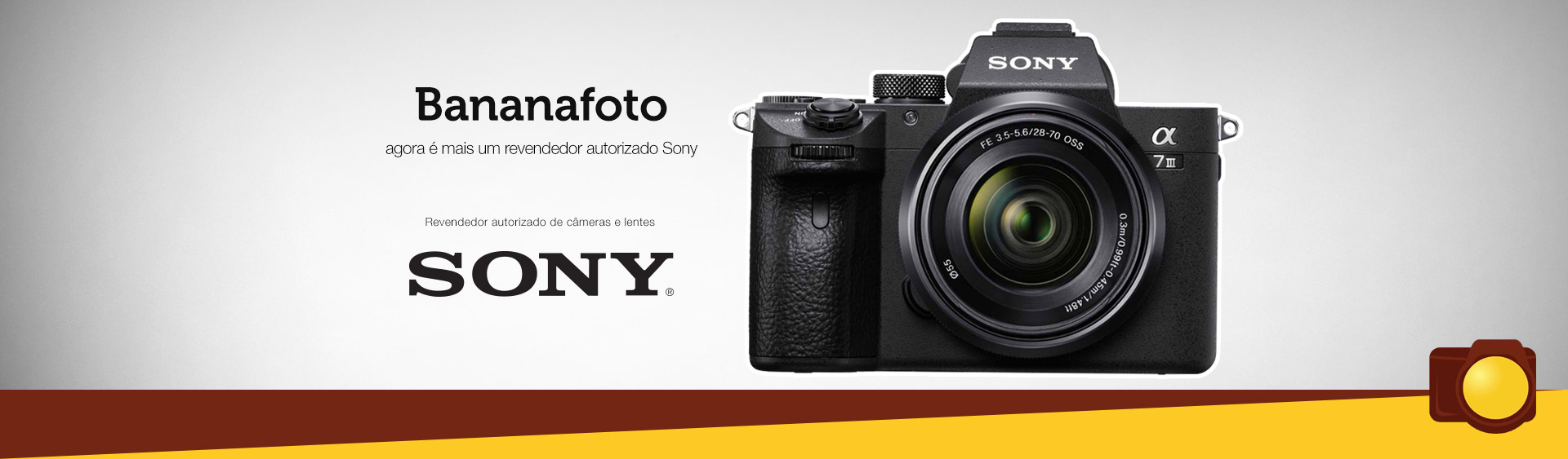 Sony Alpha - Bananafoto