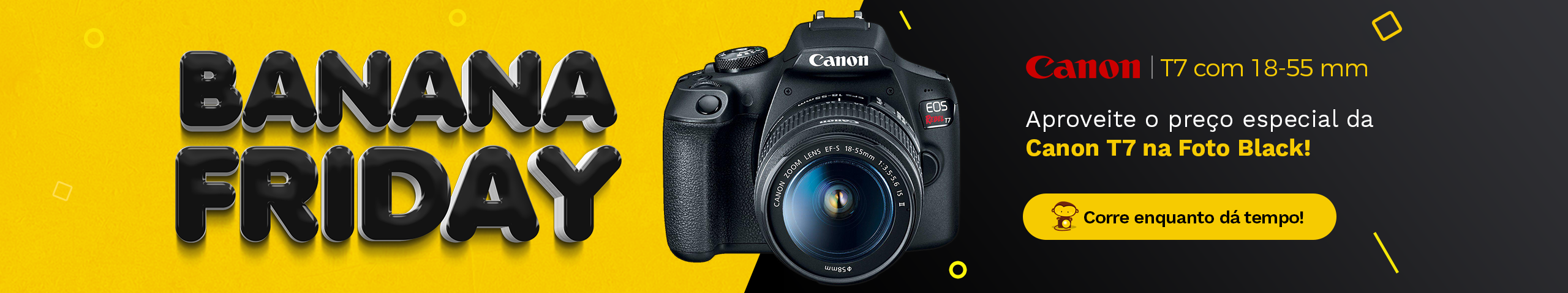 Black Friday Canon T7
