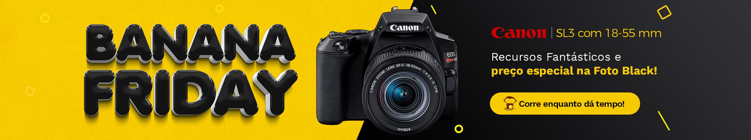 Black Friday Canon Sl3