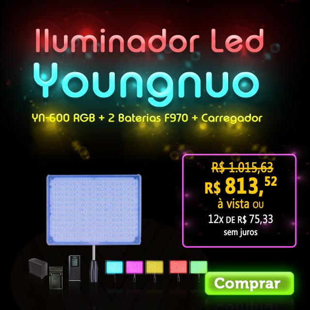 Iluminador led