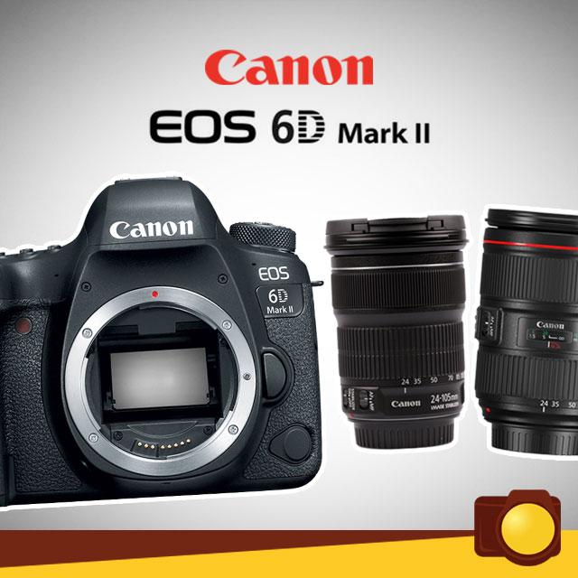 Canons 6D Mark II - Bananafoto
