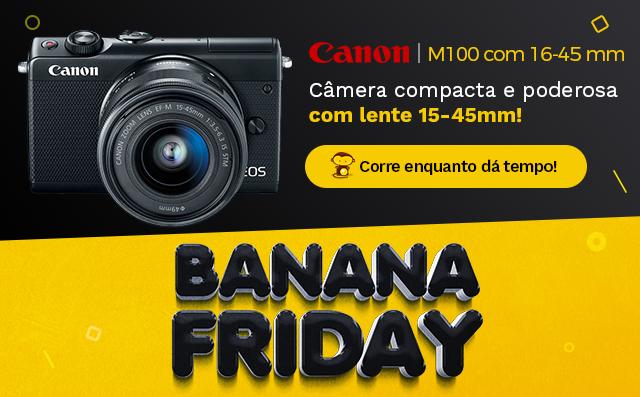 Black Friday Canon M100