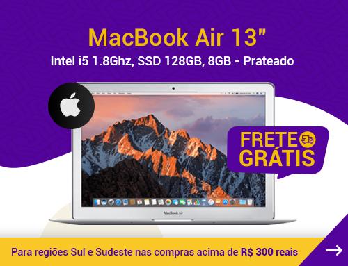 MacBook Air Setembro 2021