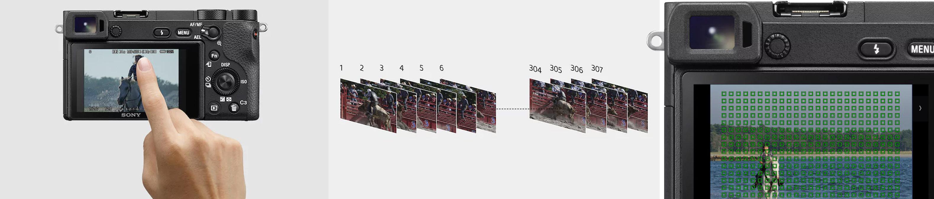 Sony A6500 Mirrorless