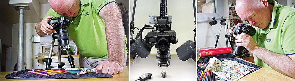 Fotografia de produtos com filtro Close UP
